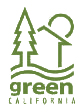 Green California Logo